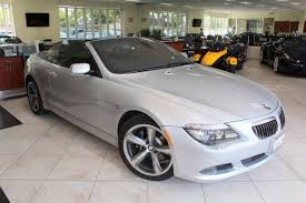 bmw 650i 2008 convertible used 2008 bmw in los angeles bmw 650i 650i for sale in los