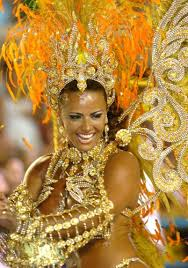 Brazilian Carnival Halloween Costumes Carnival Season Started Brazil Means Scantily Clad