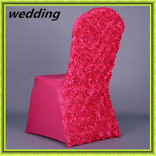 rosette chair covers amazing popular wedding rosette chair cover buy cheap wedding