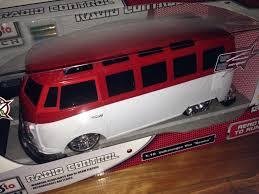 pink volkswagen van remote control 1962 split window vw kombi great gift ideas