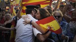 spanien wird nicht entzweit