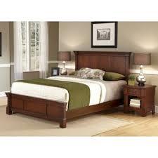 Rustic King Bedroom Set Shop Bedroom Sets At Lowes Com