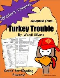 thanksgiving reader s theatre turkey trouble 3 5 with tpt