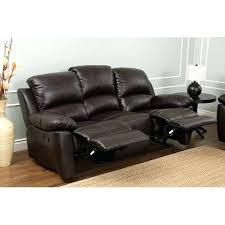Reclining Sofa With Center Console Leather Recliner Loveseats Revolution Burgundy Leather Reclining