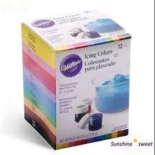 aliexpress com buy free shipping america wilton double sugar