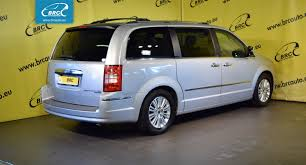 chrysler grand voyager limited stow n go id 793157 brc