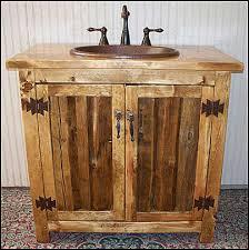 Log Vanity Rustic Log Bathroom Vanity 36 Bathroom Vanity With Sink