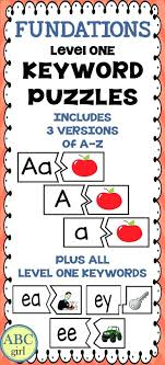 printable paper puzzles printable fundations lined paper printable level 1 keyword puzzles