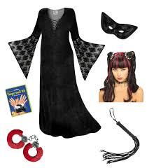 sale plus size dominatrix halloween costume lg xl 1x 2x 3x 4x 5x