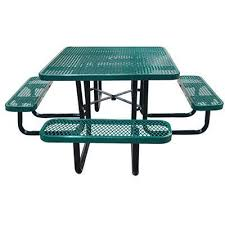 leisure craft picnic tables leisure craft picnic table finish black picnic tables and products