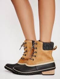 womens duck boots uk black sorel sorel shoes shop uk sorel slimpack ii lace duck