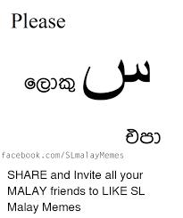 Malay Meme - 25 best memes about malay language meme and memes malay