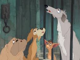 lady tramp gallery disney movies
