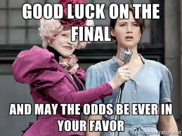 Good Luck On Finals Meme - good luck on your final exams xkv8r the official blog of robert r