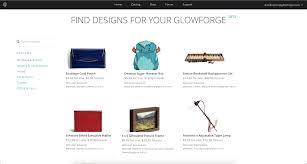 design catalog and referral rewards glowforge the 3d laser printer