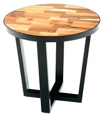 Wood End Tables Modern End Tables Modern Round Wood End Table Modern