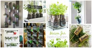 15 super ideas for styling your home with indoor herb gardens