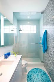 shower bathroom ideas for your modern home design amaza design captivating round blue rug overlooking with trendy vanity sets and fancy bathroom shower ideas
