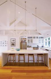 vaulted kitchen ceiling ideas lighting for vaulted ceilings in kitchen boatylicious org