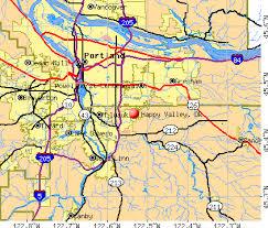 Valley Oregon Happy Valley Oregon Or 97086 Profile Population Maps Real