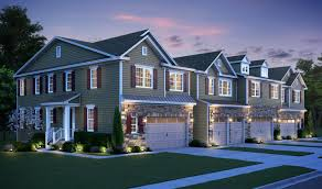 the residences at columbia park new homes in morris township nj