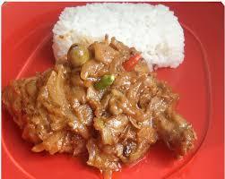 recette de cuisine africaine yassa au poulet recettes africaines