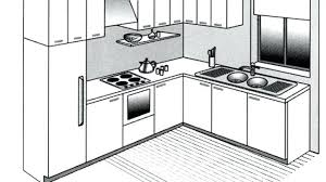 faire une cuisine en 3d faire un plan de cuisine lovely plan amenagement cuisine 10m2 0 plan