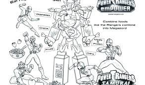 Power Rangers Coloriage Power Rangers Samurai A Awesome Best