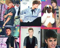 justin bieber wrapping paper justin bieber etsy