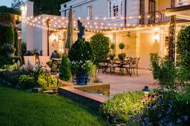 Patio Garden Lights Backyard Lights Garden Lighting Design Designers Installers Lo