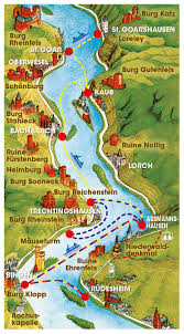 Southern Germany Map by A Suggested Itinerary For Traveling Southern Germany Rick Steves