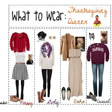 what to wear thanksgiving dinner polyvore