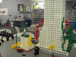 lego in ny google office