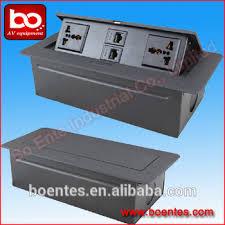 Office Desk Power Sockets Guangzhou Office Desk Socket Box Table Pop Up Box Power