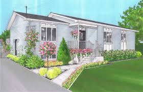 Ideas For Curb Appeal - curb appeal ideas for mobile homes porch designs for mobile