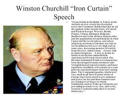 Summary Of Iron Curtain Speech Curtains Ideas Churchill Iron Curtain Speech Pictures Of