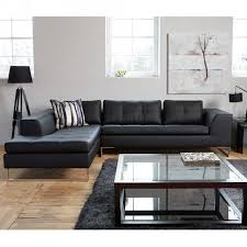 extra deep leather sofa home design ideas and pictures