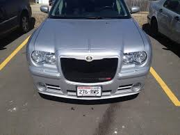 old chrysler grill silver srt8 color matched grille or black chrysler 300c forum