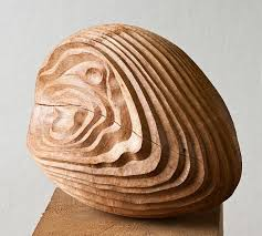forms crafted from wood carved wooden sculptures by alison