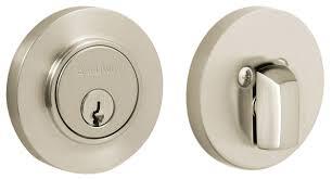 Baldwin Door Hardware Contemporary Deadbolt 8244 150