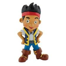 bullyland jake u0026 neverland pirates jake figurines