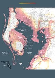 Tampa Florida Usa Map by Sea Level Rise Could Destroy Tampa Bay If A Major Hurricane Hits