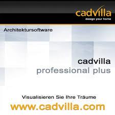 architektur cad cadvilla professional plus architektur 2d 3d cad software