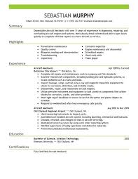 A P Mechanic Resume Cover Letter Maintenance Mechanic Resume Template Apartment