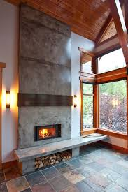 Rustic Hearth Rugs Mountain Modern Home Fireplace Renovation Rustic Living Room
