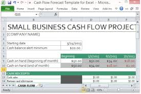 Flow Excel Template Flow Forecast Template For Excel