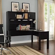 Computer Desk With Hutch with Espresso Computer Desk With Hutch