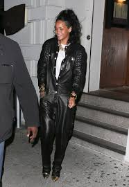 rihanna jumpsuit casual fuggerday rihanna go fug yourself