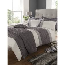 charcoal bedding catherine lansfield universal bedding set charcoal homeware