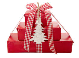 wrapped christmas boxes wrapped christmas presents in stock photo image of idea
